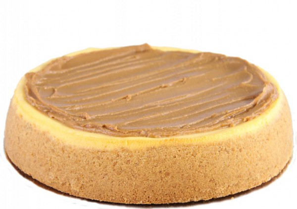 Caramel New York Cheesecake