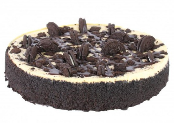 Cookies & Cream Baked Cheesecake