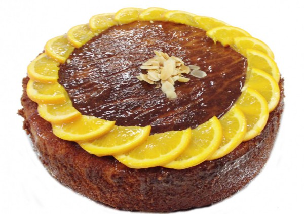 Flourless Orange & Almond Cake