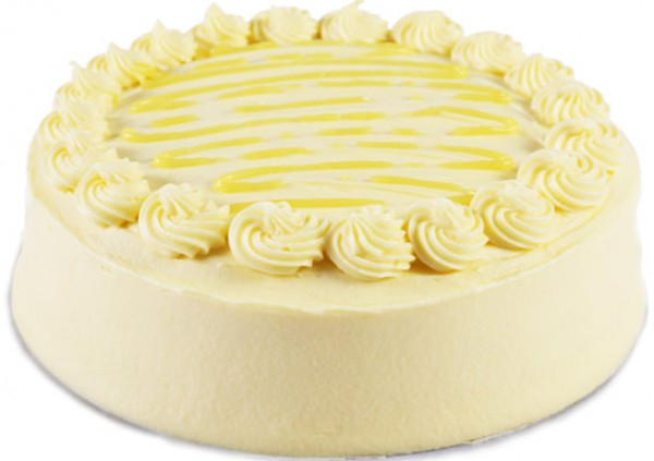 Lemon Delight Cake