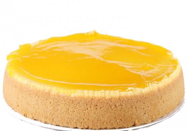 Mango Baked Cheesecake