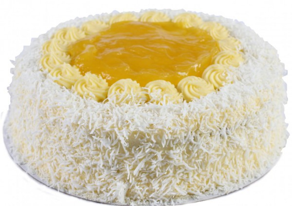 Mango Coconut Cake – Larger