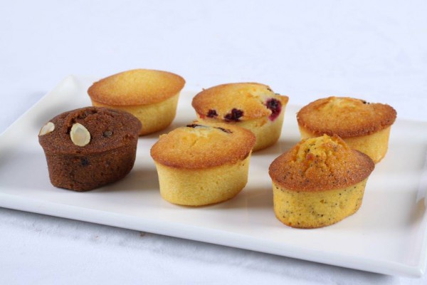 Mixed Friands